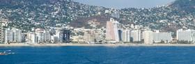 Seaside City Acapulco Stock Photo 10