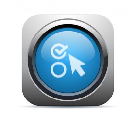 Square select app icon