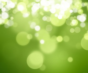 Star light green background Stock Photo