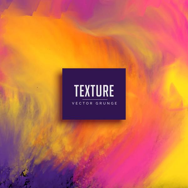 Texture grunge background vectors 02