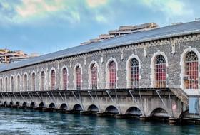Tourist city of Geneva Stock Photo 09
