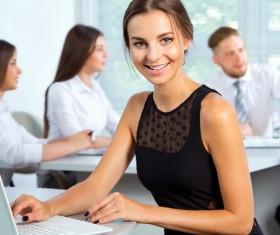 Working women Stock Photo 05