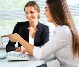 Working women Stock Photo 07