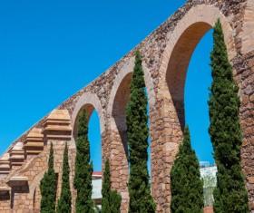 Zacatecas historic city Stock Photo 07