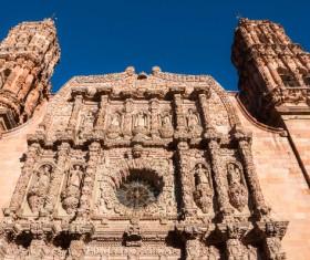 Zacatecas historic city Stock Photo 08