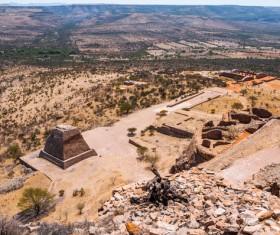 Zacatecas historic city Stock Photo 09