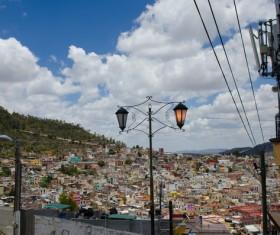 Zacatecas historic city Stock Photo 10