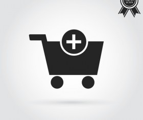 add shopping icon