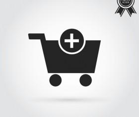 add shopping icon