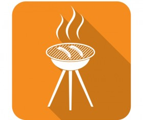 barbecue sausage icon