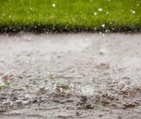 rain Stock Photo 02
