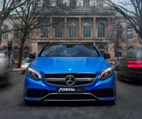 2017 Mercedes-Benz fostla.de AMG S63 HD picture