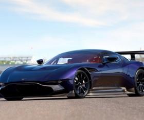 Aston Martin Vulcan Super Run Vulcan HD picture
