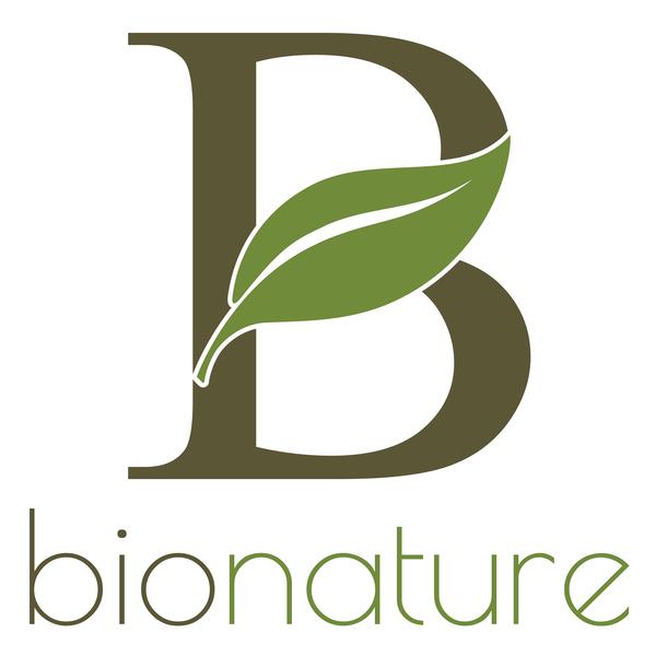 Bio nature logos design vectors