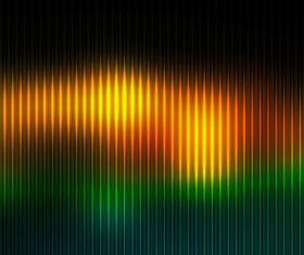 Blurs green background abstract vector 01