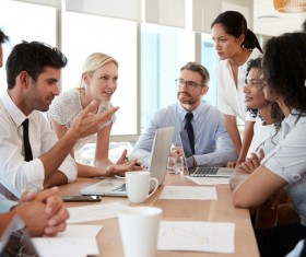 Business meeting Stock Photo 05