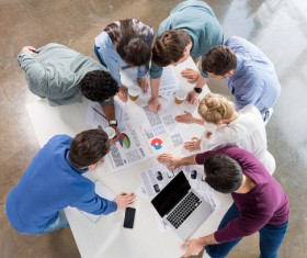 Business meeting Stock Photo 06