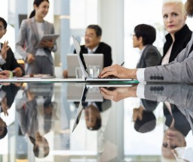 Business meeting Stock Photo 07