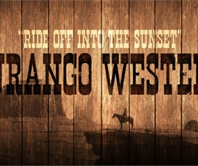 Durango Western Eroded fonts