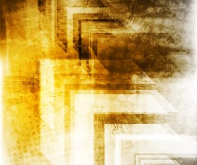 Golden grunge texture background vector
