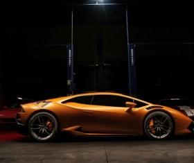 Lamborghini Huracan Vorsteiner V-FF 105 HD picture