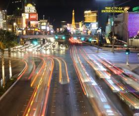 Las Vegas Nevada Desert Night HD picture 03
