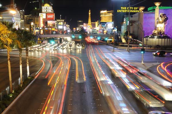 Las Vegas Nevada Desert Night HD picture 13 free download