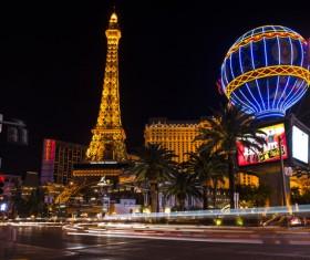 Las Vegas Nevada Desert Night HD picture 12