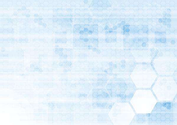 Light color tech background vector