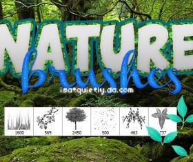 Nature Photoshop Brushes