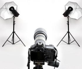 Photography Studio Stock Photo