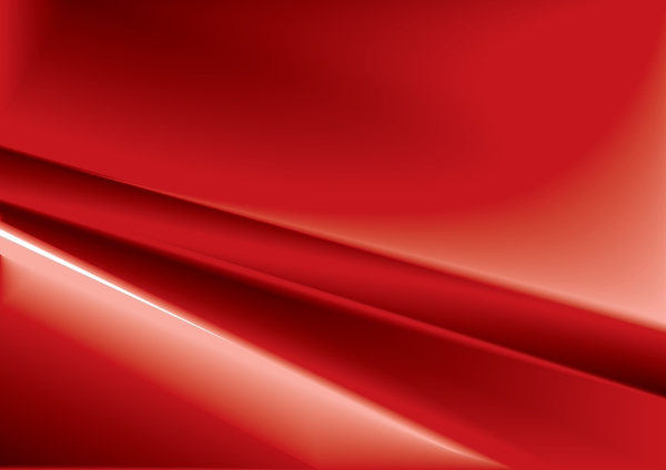 Shiny Red Background With Abstract Design Vector Vector
