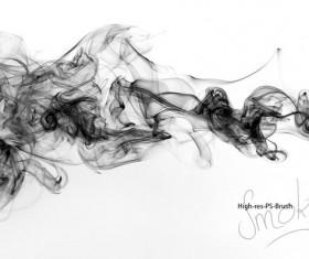 Smoke Photoshop Brush