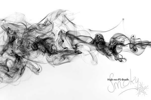 Smoke Photoshop Brush