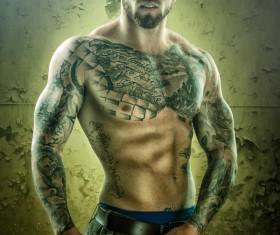 Tattoo man HD picture