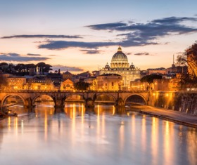 The birthplace of the splendid culture of the Roman world Stock Photo 07