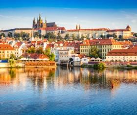 Travel City Prague Stock Photo 07