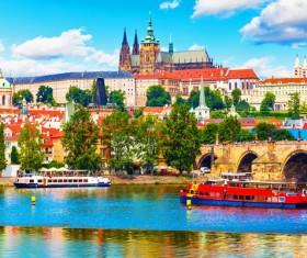 Travel City Prague Stock Photo 11