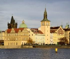 Travel City Prague Stock Photo 14