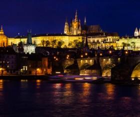 Travel City Prague Stock Photo 15