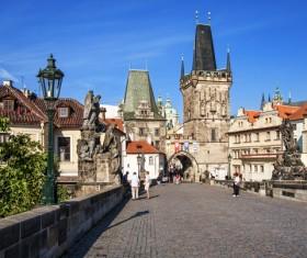 Travel City Prague Stock Photo 16