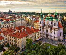 Travel City Prague Stock Photo 19