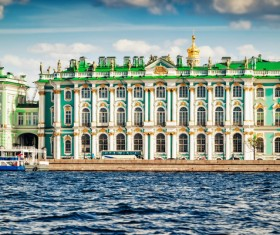 World Cultural Heritage St. Petersburg Stock Photo 10