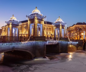 World Cultural Heritage St. Petersburg Stock Photo 11