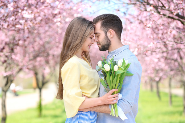 Young Cute Couple Hd Picture Free Download