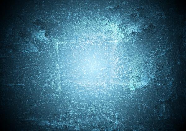 blue grunge texture background vector
