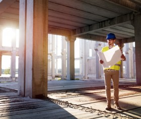 construction worker Stock Photo 02