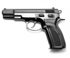 pistol Stock Photo 01