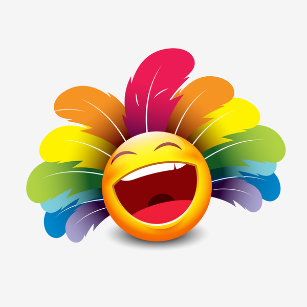 [Image: smiley-laugh-feathers-icon-01.jpg]