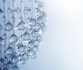 All kinds of chandeliers Stock Photo 02